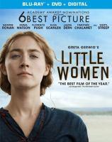 Cover image for Little women [videorecording DVD] (Saoirse Ronan version)