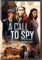 Imagen de portada para A call to spy [videorecording DVD]