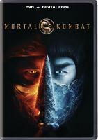Cover image for Mortal kombat [videorecording DVD] (Lewis Tan version)