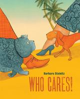 Cover image for Who cares!