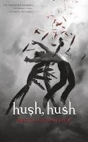 Cover image for Hush, hush. libro uno : Hush, hush serie