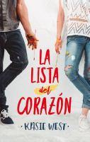 Cover image for La lista del corazón