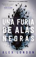 Cover image for Una furia de alas negras