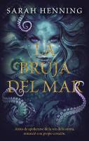 Cover image for La bruja del mar. libro uno : Bruja de mar serie