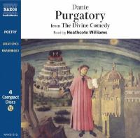 Cover image for Purgatory from the Divine Comedy