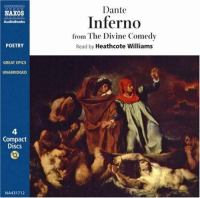 Cover image for The Inferno from the Divine Comedy