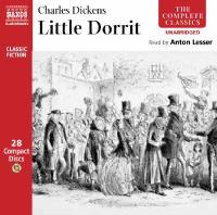 Cover image for Little Dorrit