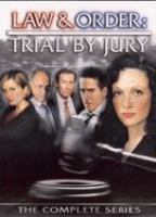 Cover image for Law & order : Trial by jury Complete series