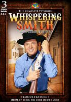 Cover image for Whispering Smith the complete TV series
