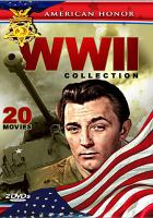 Cover image for WWII collection 20 movies.