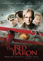 Cover image for The Red Baron