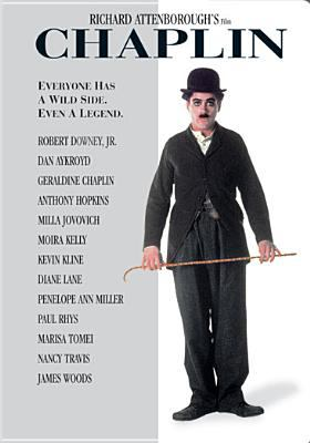 Cover image for Chaplin [videorecording DVD]