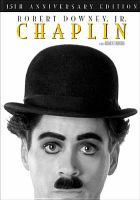 Cover image for Chaplin