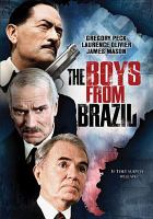 Cover image for The boys from Brazil [videorecording DVD]