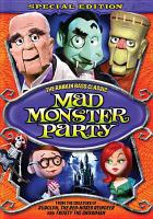 Cover image for Mad monster party