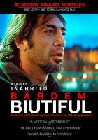Cover image for Biutiful