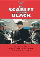 Cover image for The scarlet and the black