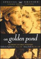 Cover image for On Golden Pond
