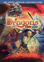 Imagen de portada para Dragons fire & ice