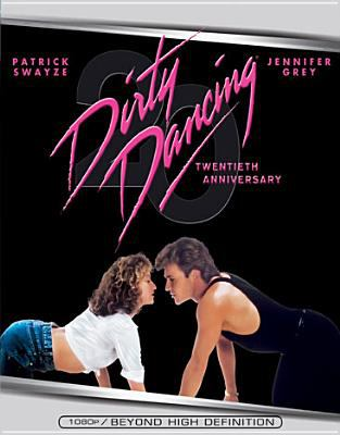 Cover image for Dirty dancing [videorecording Blu-ray]