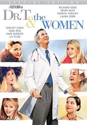 Cover image for Dr. T & the women
