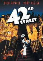 Cover image for 42nd street [videorecording DVD]