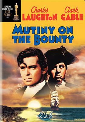 Cover image for Mutiny on the Bounty [videorecording DVD] (Clark Gable version)