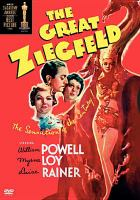 Cover image for The great Ziegfeld