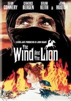 Cover image for The wind and the lion