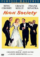 Cover image for High society [videorecording DVD]