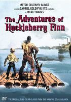 Cover image for The adventures of Huckleberry Finn [videorecording DVD] : (Tony Randall version)