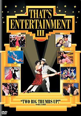 Cover image for That's entertainment! III