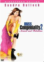 Cover image for Miss Congeniality 2 Armed and fabulous