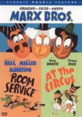 Cover image for Room service [videorecording DVD] ; At the circus