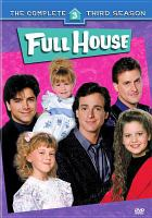 Cover image for Full house. Season 3, Complete