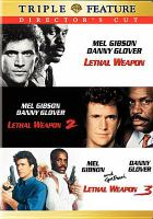 Cover image for Lethal weapon [videorecording DVD] : Lethal weapon 2 ; Lethal weapon 3