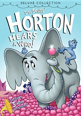 Cover image for Horton hears a Who! (Hans Conried version)