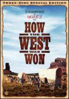 Cover image for How the West was won Ultimate collector's edition
