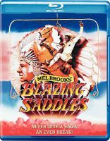 Cover image for Blazing saddles [videorecording Blu-ray]