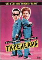 Cover image for Tapeheads [videorecording DVD]