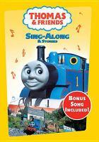 Imagen de portada para Thomas & friends. Sing-along & stories