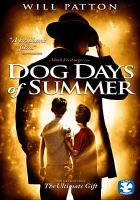 Cover image for Dog days of summer