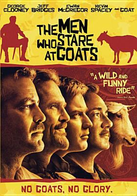 Cover image for The men who stare at goats
