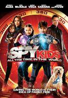 Cover image for Spy kids 4 all the time in the world