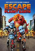 Cover image for Escape from planet Earth