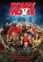 Cover image for Scary movie V
