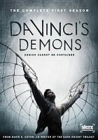 Cover image for Da Vinci's demons. Season 1, Complete