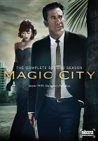 Cover image for Magic City. Season 2, Complete