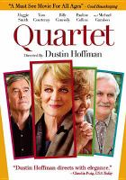 Cover image for Quartet