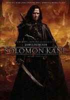 Cover image for Solomon Kane